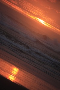 Muriwai sunset 02